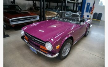 1973 Triumph TR6 for sale 101318304