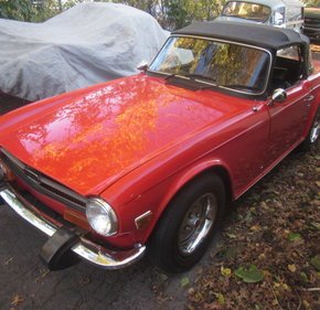 1973 Triumph TR6 for sale 101401019