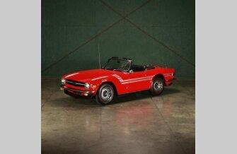 1973 Triumph TR6 for sale 101504847