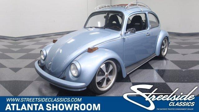1973 Volkswagen Beetle Classics For Sale Classics On Autotrader