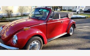 1973 Volkswagen Beetle Convertible for sale 101111949