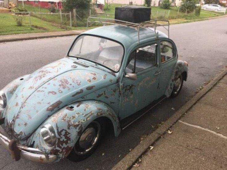 1973 Volkswagen Beetle for sale 101035603