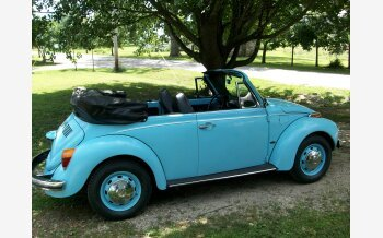 1973 Volkswagen Beetle Super Convertible for sale 101207132