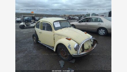 1973 Volkswagen Beetle for sale 101445825