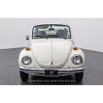 1973 Volkswagen Beetle for sale 101525231