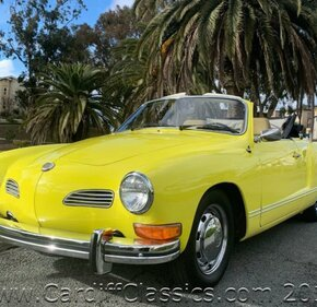 1973 Volkswagen Karmann-Ghia for sale 101099148