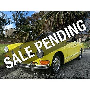 1973 Volkswagen Karmann-Ghia for sale 101243219