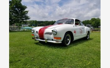 1973 Volkswagen Karmann-Ghia for sale 101304225