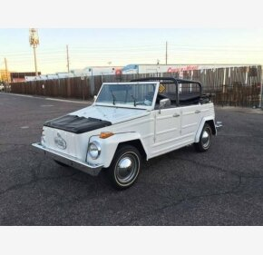 1973 Volkswagen Thing for sale 101010130