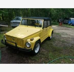 1973 Volkswagen Thing for sale 101116473