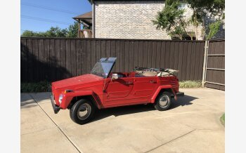 1973 Volkswagen Thing for sale 101221784