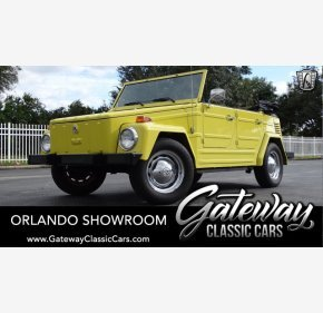 1973 Volkswagen Thing for sale 101257216