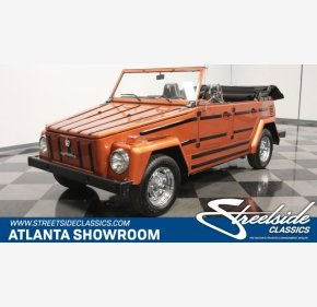 1973 Volkswagen Thing for sale 101279625