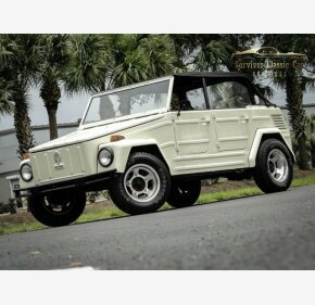 1973 Volkswagen Thing for sale 101330045