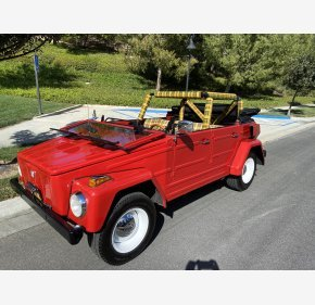 1973 Volkswagen Thing for sale 101399922