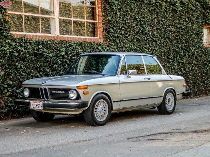 BMW 2002 For Sale >> 1974 Bmw 2002 For Sale Near Marina Del Rey California 90292