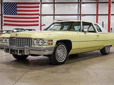 1974 Cadillac Calais for sale 101398599