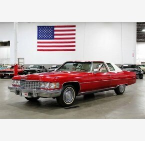 1974 Cadillac De Ville for sale 101219005