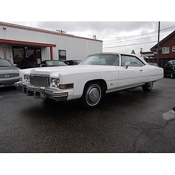 1974 Cadillac Eldorado for sale 100925789