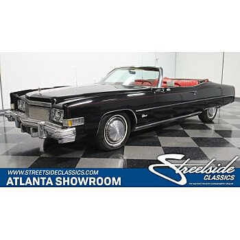 1974 Cadillac Eldorado for sale 101104558