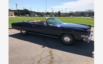 1974 Cadillac Eldorado Convertible for sale 101220085