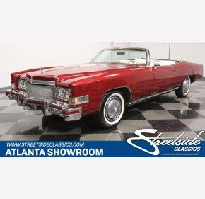 1974 Cadillac Eldorado for sale 101266171