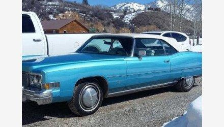 1974 Cadillac Eldorado for sale 101378060