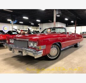 1974 Cadillac Eldorado for sale 101409615