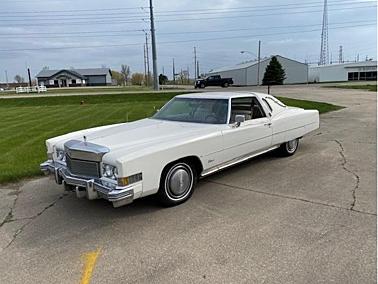 1974 Cadillac Eldorado for sale 101522736