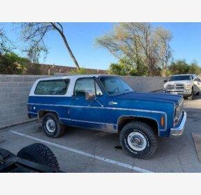 1974 Chevrolet Blazer for sale 101132599
