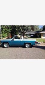 1974 Chevrolet Blazer for sale 101383491