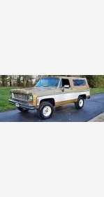 1974 Chevrolet Blazer for sale 101407161