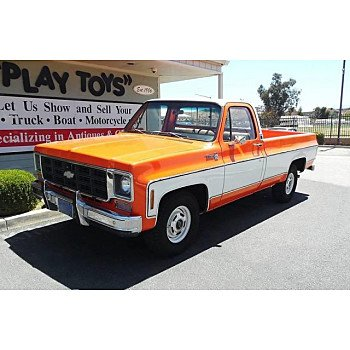 1974 Chevrolet C/K Truck for sale 101086667