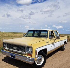 1974 Chevrolet C/K Truck Cheyenne Super for sale 101058342