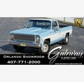1974 Chevrolet C/K Truck Custom Deluxe for sale 101073068