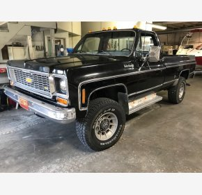 1974 Chevrolet C/K Truck Custom Deluxe for sale 101110075