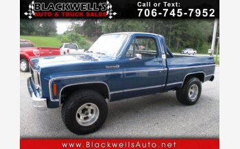 1974 Chevrolet C/K Truck for sale 101374925