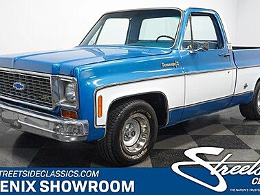 1974 Chevrolet C/K Truck Cheyenne Super for sale 101383964