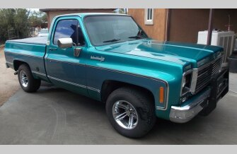 1974 Chevrolet C/K Truck for sale 101444366