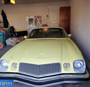 1974 Chevrolet Camaro LT Coupe for sale 101414665