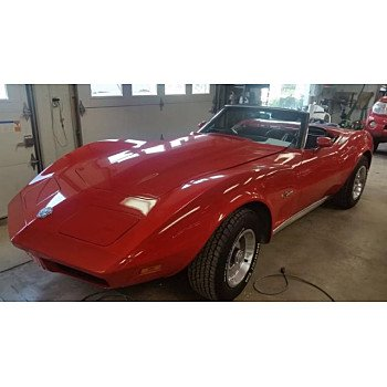 1974 Chevrolet Corvette for sale 101005980