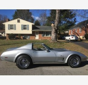 1974 Chevrolet Corvette for sale 101098198