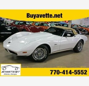1974 Chevrolet Corvette for sale 101099030