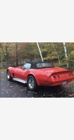 1974 Chevrolet Corvette Convertible for sale 101223495