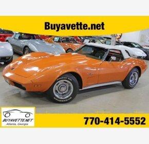 1974 Chevrolet Corvette for sale 101274659