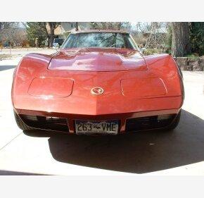 1974 Chevrolet Corvette for sale 101278895