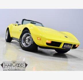 1974 Chevrolet Corvette for sale 101344007