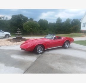 1974 Chevrolet Corvette Convertible for sale 101375228