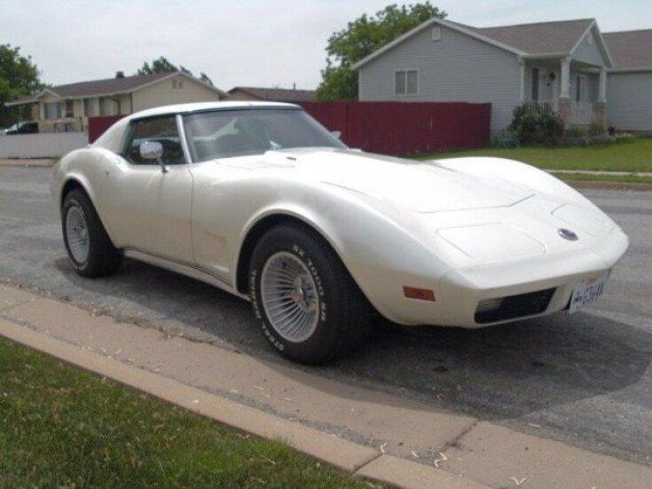 1974 Chevrolet Corvette for sale 101586444