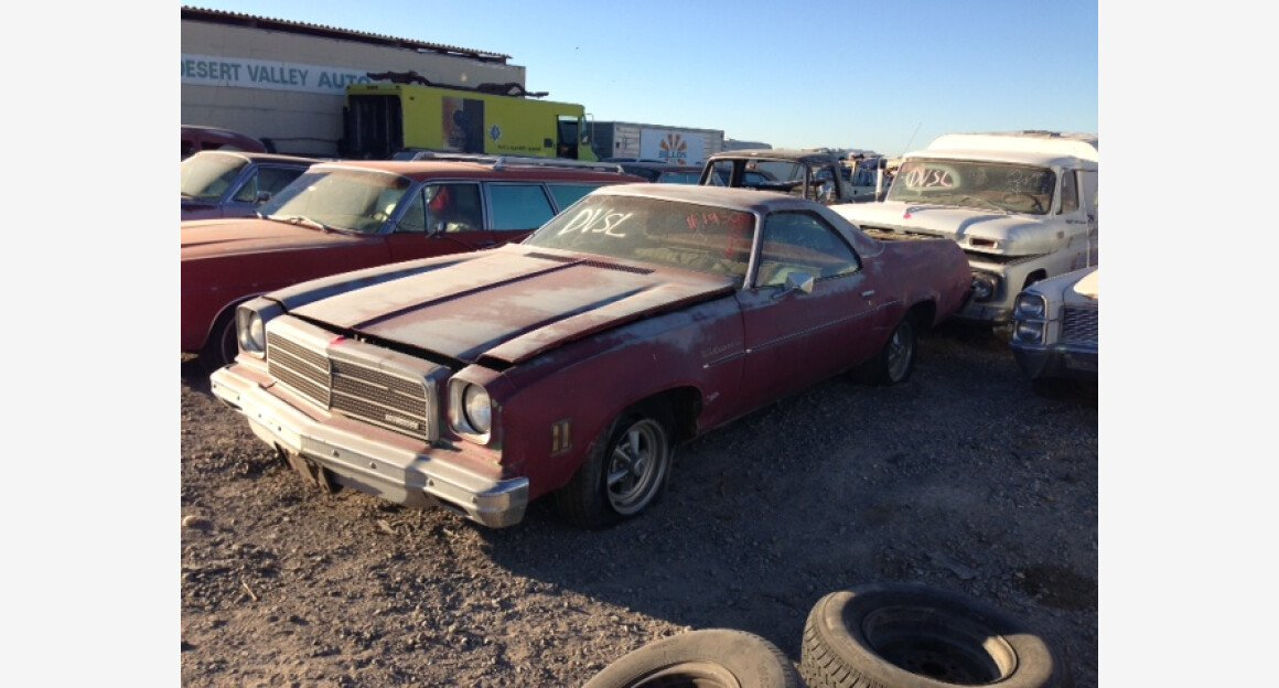 1974 Chevrolet El Camino for sale 100741534